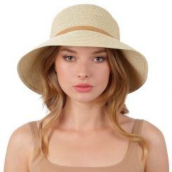 Шляпа Fabretti K8-1 beige