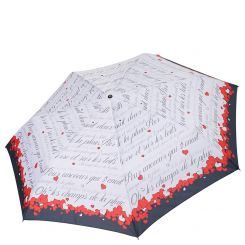 Складной женский зонт автомат от Fabretti, арт. P-18100-1