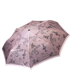 Стильный женский зонт из сатина от итальянского бренда от Fabretti, арт. L-16111-3