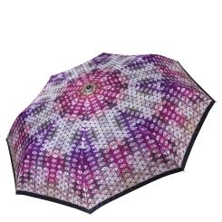 Женский зонт из сатина от Fabretti, арт. L-16113-5