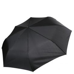 Стильный мужской зонт от итальянского бренда с системой антиветер от Fabretti, арт. M-1704