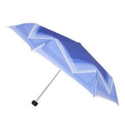 Стильный, прочный и легкий женский зонт из эпонжа от Fabretti, арт. MX-16100-1