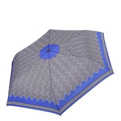 Стильный и компактный женский зонт из эпонжа от Fabretti, арт. MX-17100-1