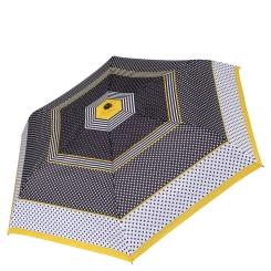 Компактный и очень удобный женский зонт из эпонжа от Fabretti, арт. MX-17100-12
