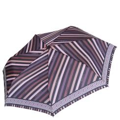 Компактный женский зонт из эпонжа в бежевых тонах от Fabretti, арт. P-16102-1