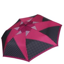 Шикарный женский зонт с дизайнерским принтом. от Fabretti, арт. P-16102-4