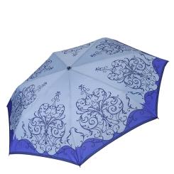 Стильный женский зонт из эпонжа от итальянского бренда от Fabretti, арт. P-17100-6