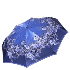 Стильный и яркий женский зонт из сатина от Fabretti, арт. S-16107-6