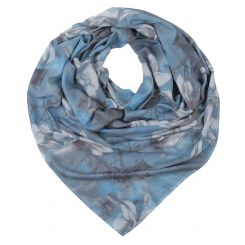 Женский платок с принтом, из модала от Fabretti, арт. F1598-4