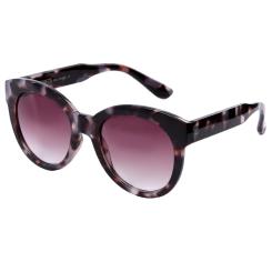 Круглые женские солнцезащитные очки со стильной пятнистой оправой от Fabretti, арт. K4815751-G