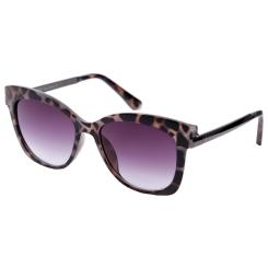 Солнцезащитные очки классической формы с линзами фиолетового цвета от Fabretti, арт. K4817096-1G