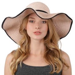 Летняя шляпа Fabretti B8-16 pink