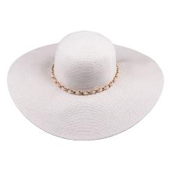 Летняя шляпа Fabretti G3-4 white