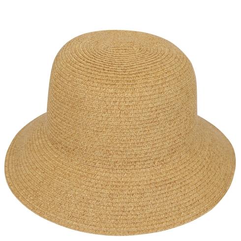 Летняя шляпа Fabretti G72-3 beige
