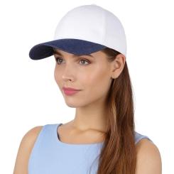 Кепка Fabretti GL81-4/5 white/blue
