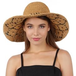 Летняя шляпа Fabretti GL83-1 beige