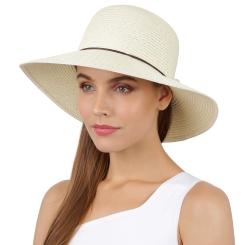 Летняя шляпа Fabretti P9-1 beige