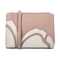 Женская кожаная из натуральной кожи сумка нежно-розового оттенка от Fiato Dream, арт. 1122-d167073