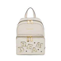 Городской женский кожаный рюкзак, модель нежного кремового цвета от Fiato Dream, арт. 1132-d172391