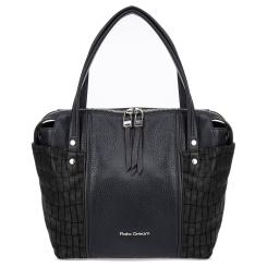 Элегантная женская сумка на плечо из натуральной кожи синего цвета от Fiato Dream, арт. 1239-d178740