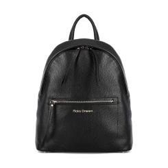 Маленький женский рюкзак из натуральной кожи, модель в городском стиле от Fiato Dream, арт. 2005