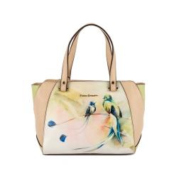 Стильная и практичная женская сумка с эффектным рисунком от Fiato Dream, арт. 2007