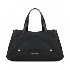 Стильная женская сумка из натуральной кожи с двумя отделениями от Fiato Dream, арт. 2166-d151998