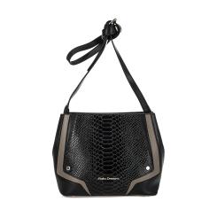 Стильная повседневная женская сумка с длинным наплечным ремнем от Fiato Dream, арт. 2629