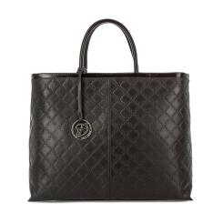 Вместительная женская сумка из натуральной кожи с тиснением от Fiato Dream, арт. 8102-d151886