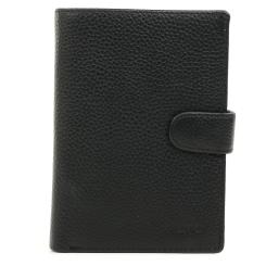 Мужское кожаное портмоне среднего размера с откидной частью от Fiato, арт. п024