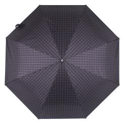 Складной мужской зонт супер автомат, синего цвета от Flioraj, арт. 4100101 FJ