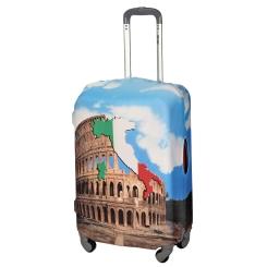 Чехол для чемодана, украшенный стильным рисунком от Gianni Conti, арт. 9018 L Travel Italy