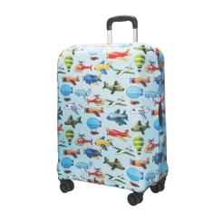 Защитное покрытие для дорожного чемодана, с цветным рисунком от Gianni Conti, арт. 9035 S
