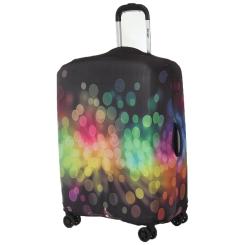 Защитное покрытие для дорожного чемодана, с цветным рисунком от Gianni Conti, арт. 9049 L