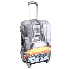 Защитное покрытие для чемодана с изображением автомобиля от Gianni Conti, арт. 9008 S