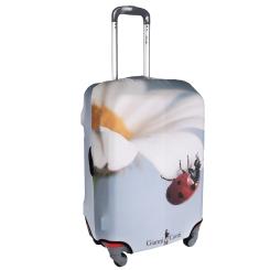 Стильный чехол для чемодана с нежным рисунком от Gianni Conti, арт. 9004 L