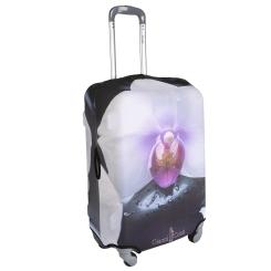 Чехол для чемодана с интересным рисунком размера L от Gianni Conti, арт. 9005 L