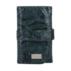 Элегантный женский кошелек из натуральной кожи с красивым тиснением от Gilda Tonelli, арт. п2801-d174669