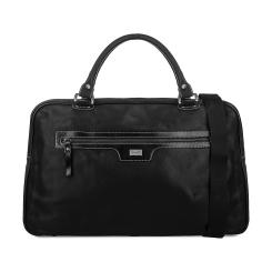 Объемная мужская дорожная сумка, выполнена из плотной натуральной кожи от Gilda Tonelli, арт. Б1502-d174639