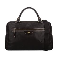 Объемная мужская дорожная сумка, выполнена из плотной натуральной кожи от Gilda Tonelli, арт. Б1502