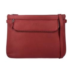 Стильная мужская сумка планшет из натуральной кожи для документов от Gilda Tonelli, арт. м2451-d174654