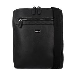 Небольшая мужская сумка планшет из натуральной кожи, модель на молнии от Gilda Tonelli, арт. м2924
