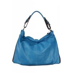 Женская сумка мешок с двумя отделениями из натуральной кожи от Gilda Tonelli, арт. SSGT1163wa