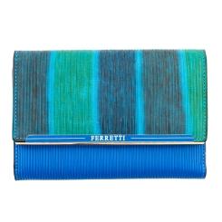 Женский кошелек Giorgio Ferretti 2012-A445 blue GF