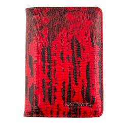 Модная обложка для документов из красной натуральной кожи от Giorgio Ferretti, арт. 00019-A478 red GF