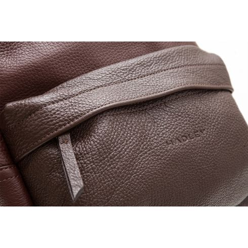 Рюкзак Hadley City Double Brown