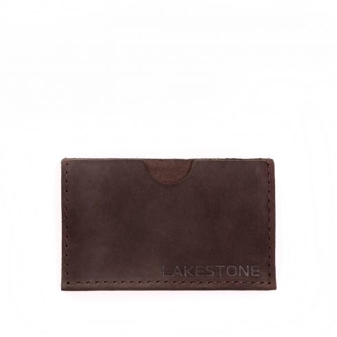 Визитница Lakestone Gefle Brown