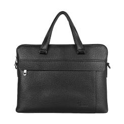 Практичная мужская сумка для документов и ноутбука, выполненная из натуральной кожи от Pellecon, арт. 102-21569-1