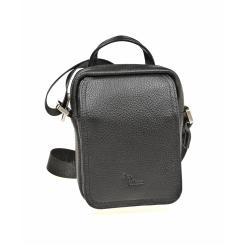 Удобная мужская сумка небольшого размера из натуральной кожи от Pellecon, арт. 102-815-1