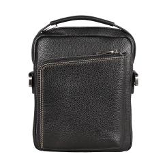 Компактная мужская сумка через плечо из натуральной кожи от Pellecon, арт. 102-81505-1
